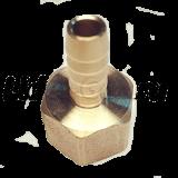 Штуцер-переходник с внутренней резьбы 1/2 дюйма на 10мм