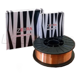 Проволока ZEBRA AWS ER70S-6 ф 0,8 мм 1 кг