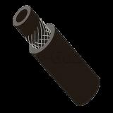 Рукав газовый 6,3 мм чёрный 3 класс
