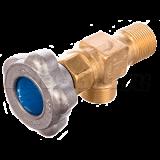 Вентиль кислородный ВК-94-01 (кислород, азот, аргон, углекислота, гелий и т.п.)